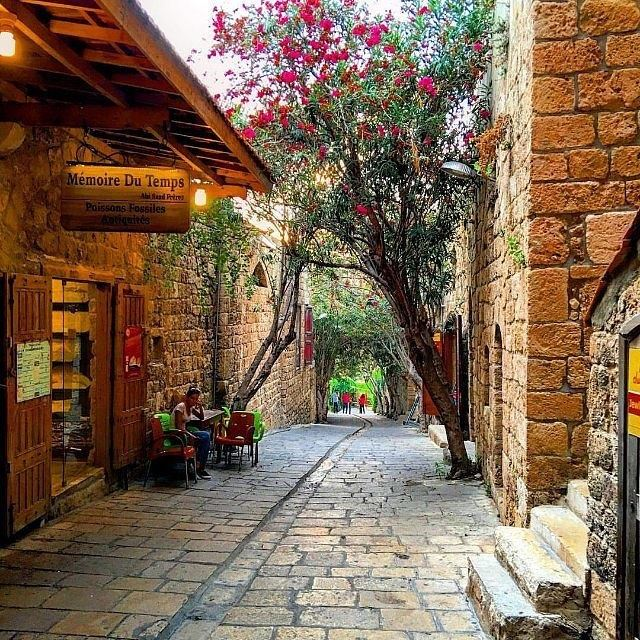 """We all know this street! livelovebyblos by @marwanihamdan"