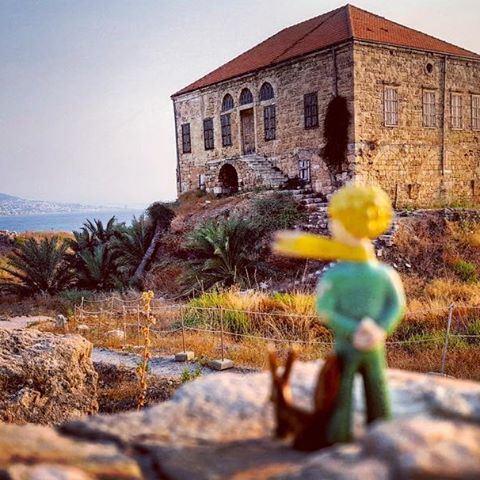 Le petit prince est arrivé a Byblos...