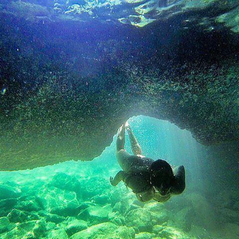 Sous l'ocean....