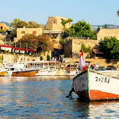 """Visiting jbeil is one of the best ways to discover the beauty of lebanon and enjoy its historical pheonician's era 🇱🇧"