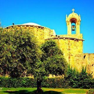 St. John Church Byblos