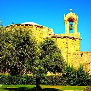 St.  John Church Byblos