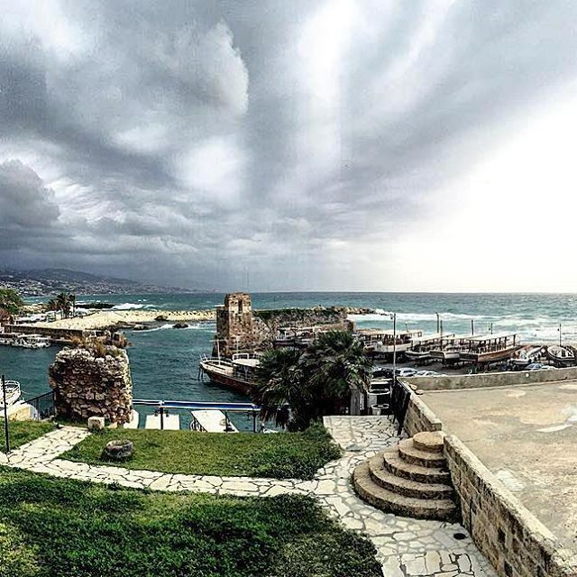 """""""The Greater your Storm the Brighter your Rainbow... livelovebyblos by @candid.view"""