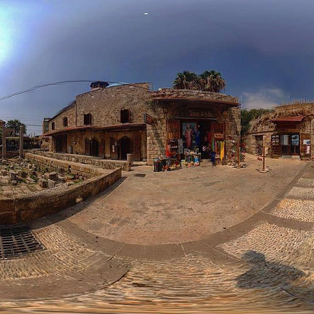"""""""Old Byblos city with a hint of Phoenician ruins 🇱🇧"""