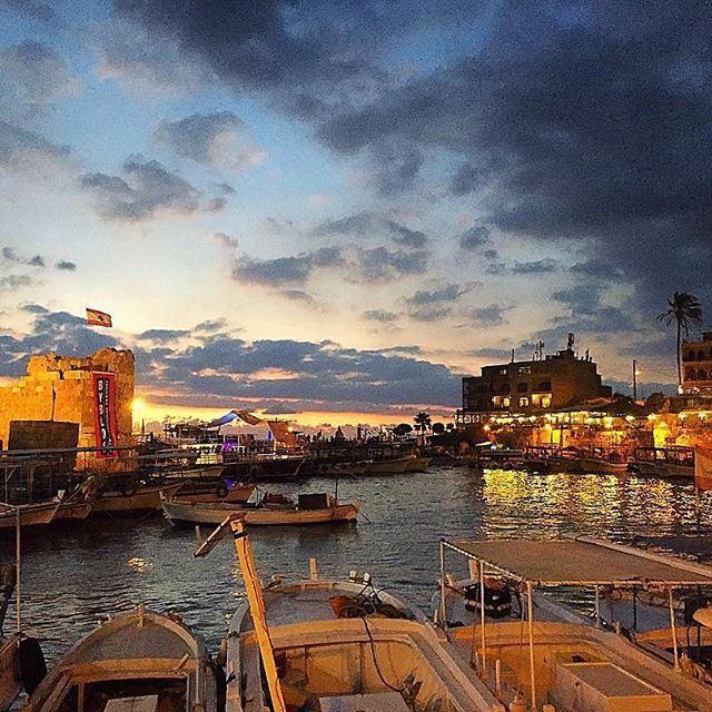 """Stunning night Byblos"""