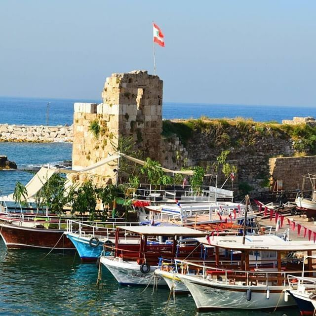 """Old cities have the deepest souls livelovebyblos by @samerghaziri"