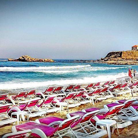 Une autre journée ensoleillée s'annonce à Byblos...