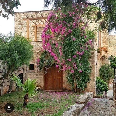 La maison rose..
