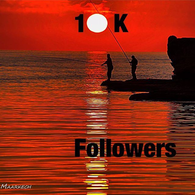 We work hard to get this result...Thanks for the 10K Followers...