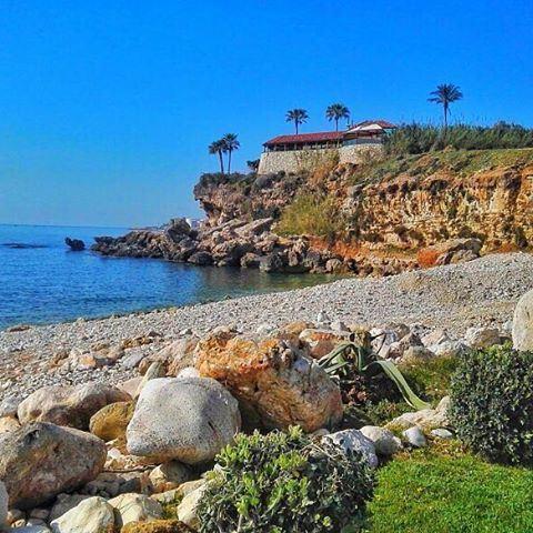 L'île du Liban...Byblos