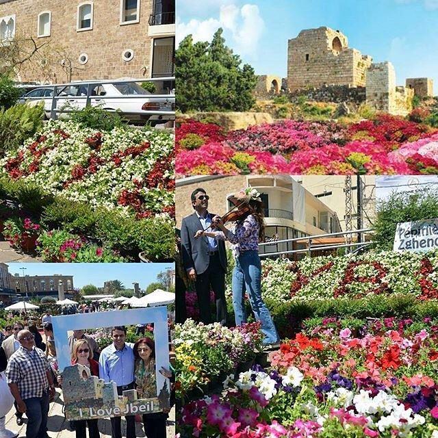 Festival des fleurs...