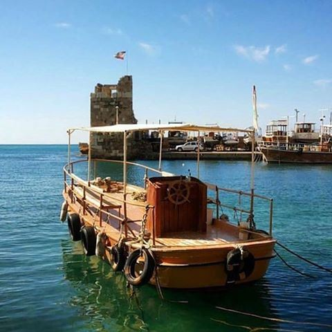 Byblos can be the right choice for a week end ;)
