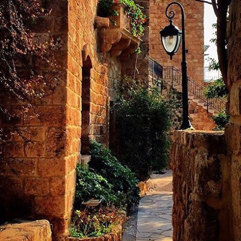 The hidden places of Byblos..