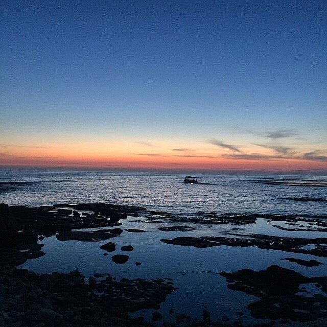La mer...un voyage eternel