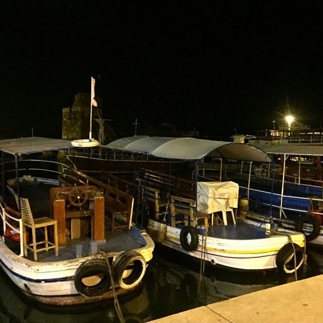Byblos by night by @mariachamma livelovebyblos