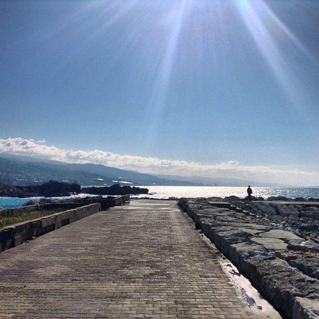 Beautiful day at Byblos livelovebyblos by @llaroundtheworld