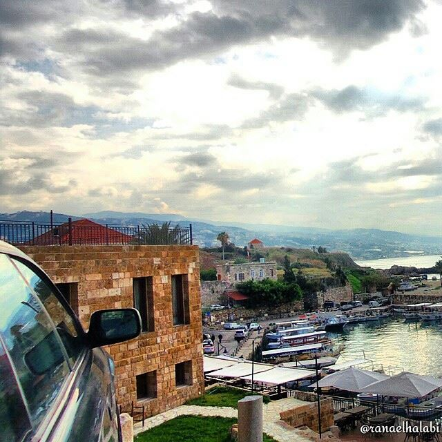 All the beauty in one place! Yes it's Byblos! livelovebyblos by @ranaelhalabi