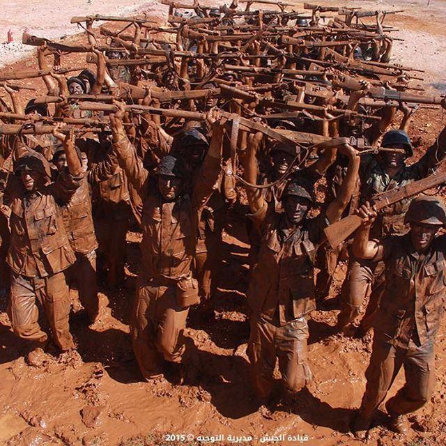 تدريبات الجيش القاسية... ابطال الجيش ✌️🇱🇧