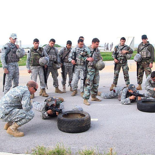 مدرسة القوات الخاصة. ✌️🇱🇧