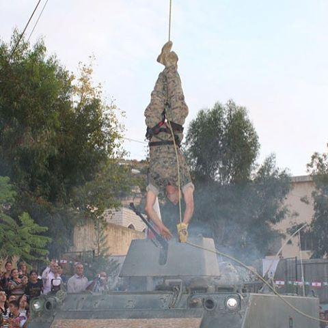 تدريب المغاوير اللبنانية ✌️🇱🇧