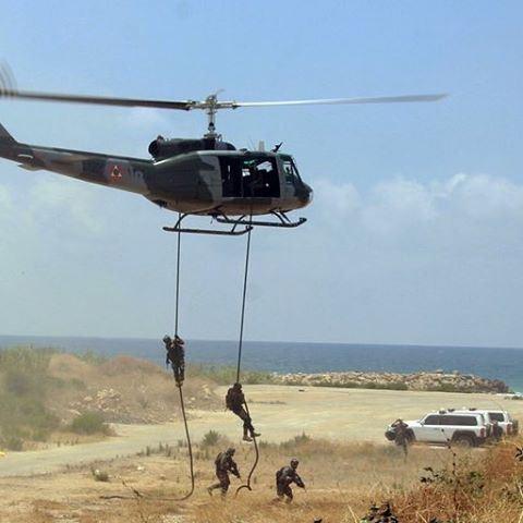 الجيش اللبناني- القوات الخاصة✌️🇱🇧