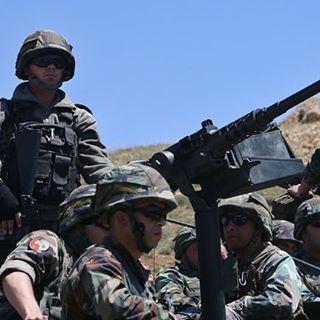 الجيش اللبناني في جرود عرسال ✌️🇱🇧