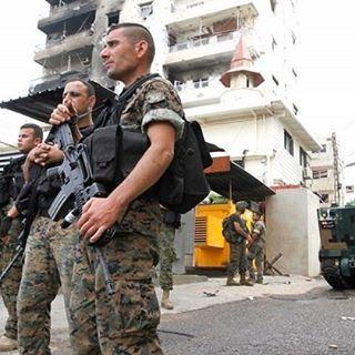الجيش اللبناني- فوج المغاوير ✌️🇱🇧 .