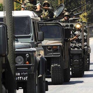 الجيش اللبناني ✌️🇱🇧 .
