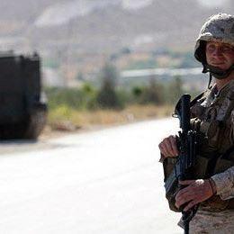 فوج المجوقل في عرسال ✌️🇱🇧 الله يحمي الجيش