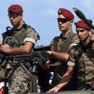 المغاوير اللبنانية ✌️🇱🇧