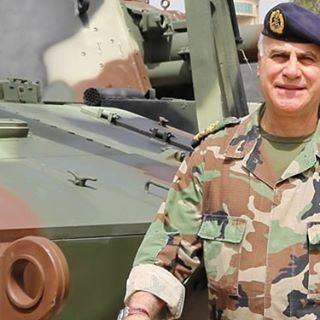 التحية لقائد الجيش اللبناني جان قهوجي✌️🇱🇧 لبنانالقائدالجيشاللبنانيlebanonllebanesearmymilitary