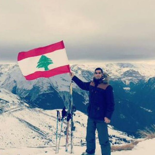We should raise our flag everywhere 🇱🇧✌️ Dm me your pictures with lebanese flag to the special ones will be reposted. Thank you @cyrildagher1