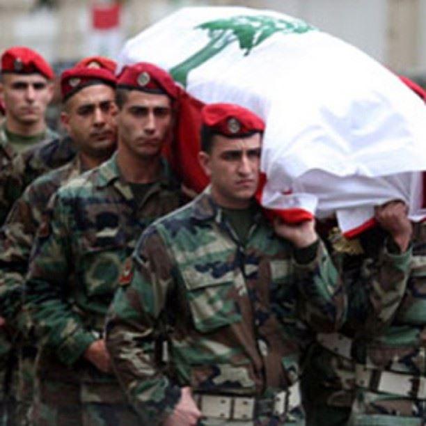 لبنانالجيش_اللبنانيوطنتضحيةarmedforceslebanonlebanese شهيد_الوطن شهيد