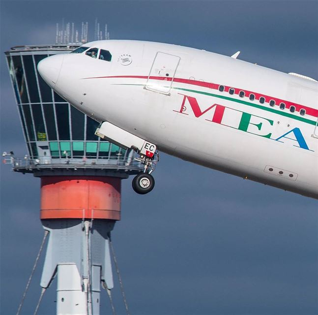 🇱🇧 Middle East Airlines 🇱🇧 (London Heathrow Airport (LHR))