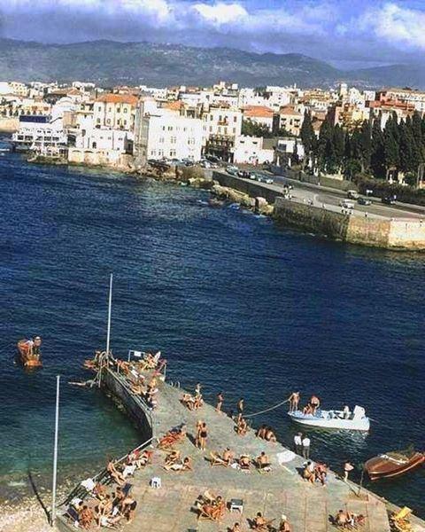 #Beirut St George 1964