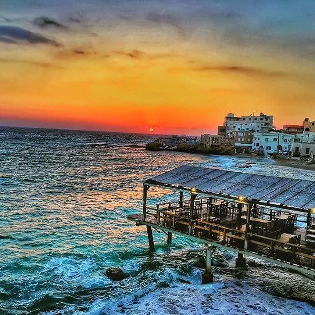 Gorgeous sunset 🌅