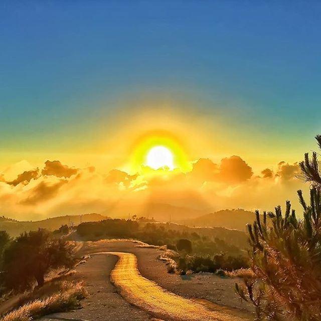 Gorgeous Sunset 😍😍