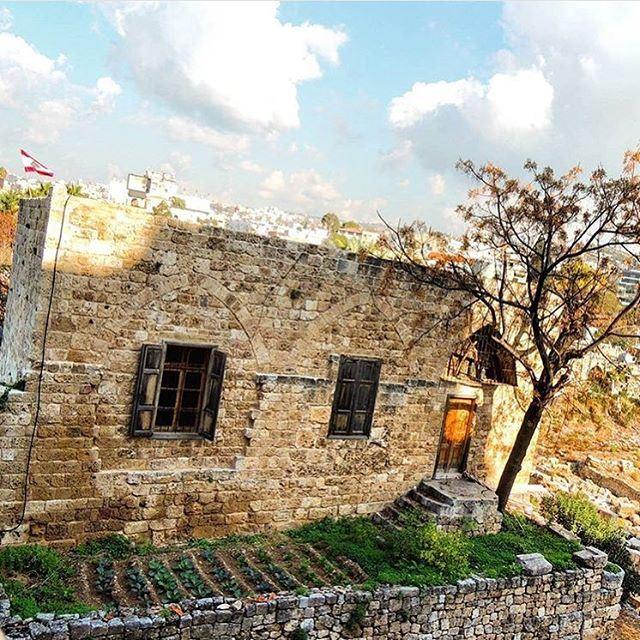 Byblos castle 😍😍