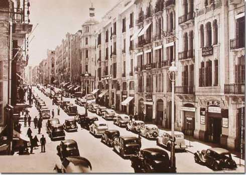 Allenby Street 1930s
