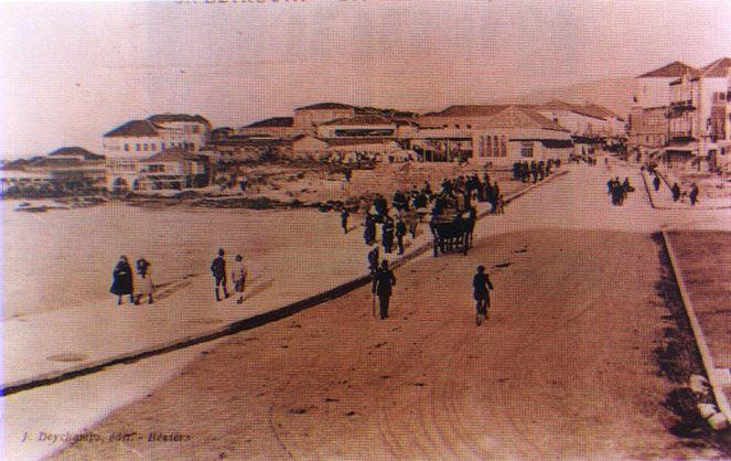 Avenue des Francais 1900s