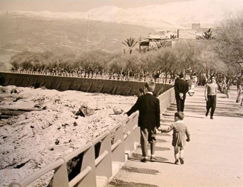 Beirut Corniche 1940s