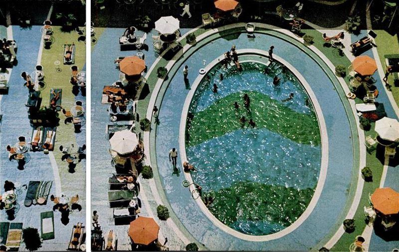 Phoenicia Hotel 1962
