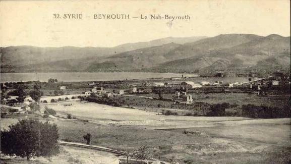 Nahr Beirut 1924