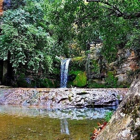 Jahleye Waterfall