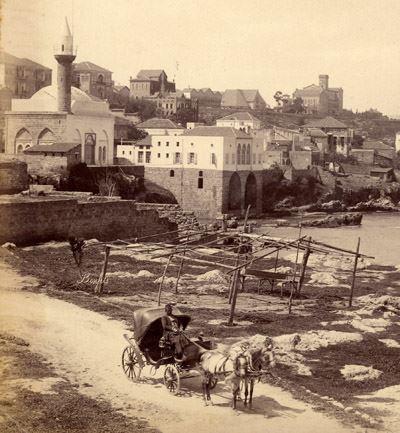 Ein El Mreisseh 1890