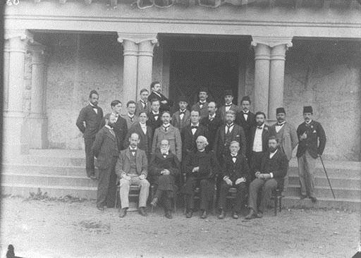 AUB College Faculty and Staff 1902
