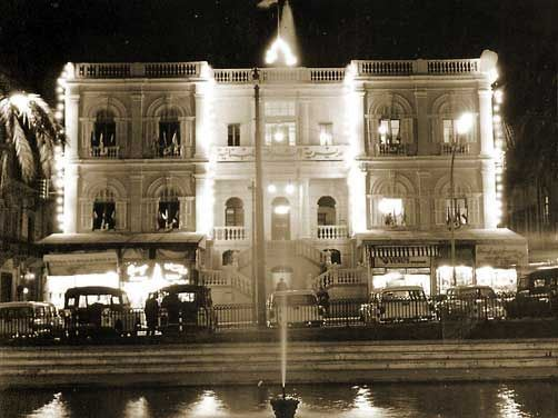 Police Headquarters - Martyrs Square 1960