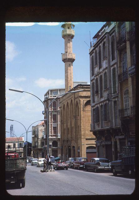 Foch Street 1965