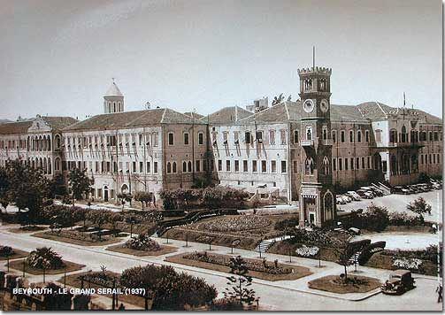 Grand Serail 1937