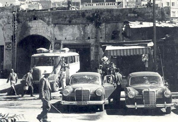 Beirut Taxis  1960s